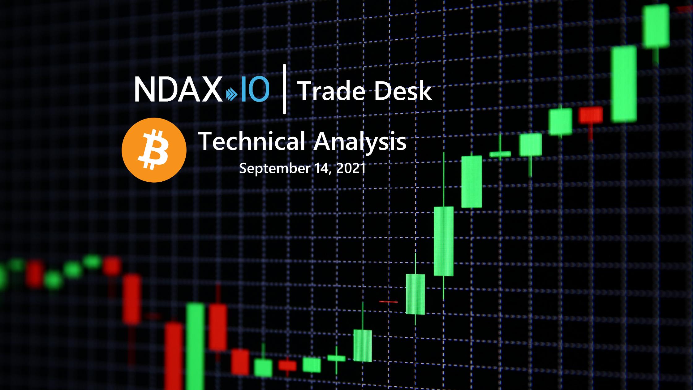BTC Technical Report: September 14, 2021
